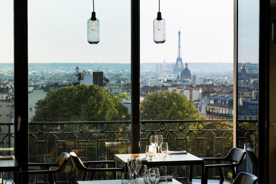 Terrass Hotel - Restaurant panoramique 8
