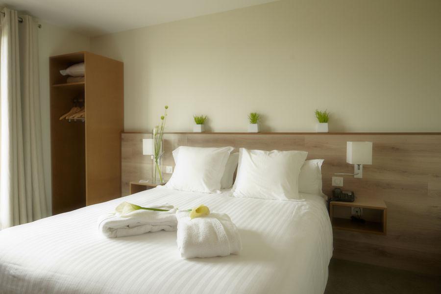 Hôtel Best Western L'Orée - Chambre 2