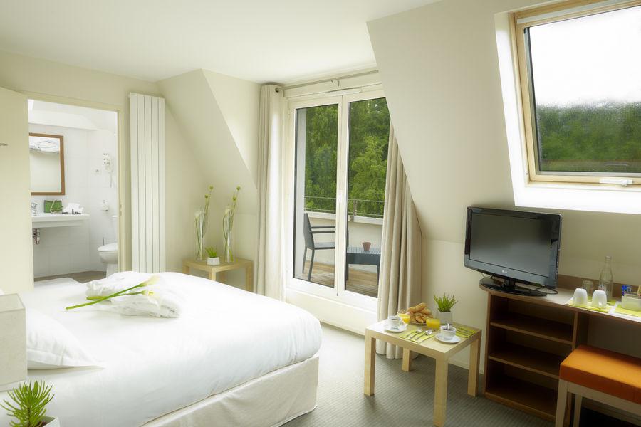Hôtel Best Western L'Orée - Chambre 5