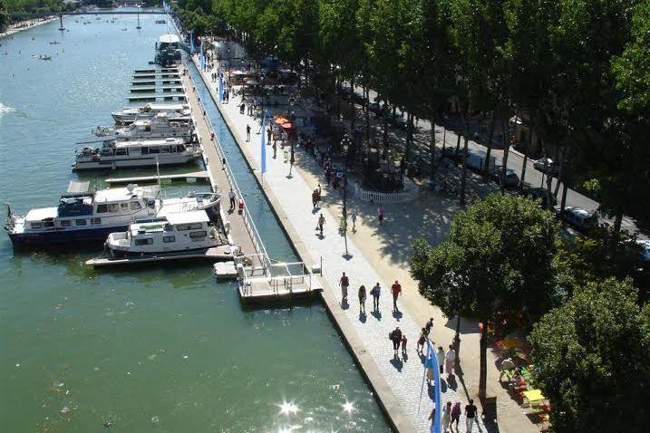 Holiday Inn Express Paris Canal de la Vilette - Vue du 6ème étage