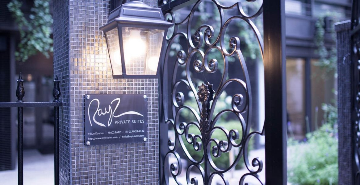 Résidence Rayz Private Suites **** - Entrée
