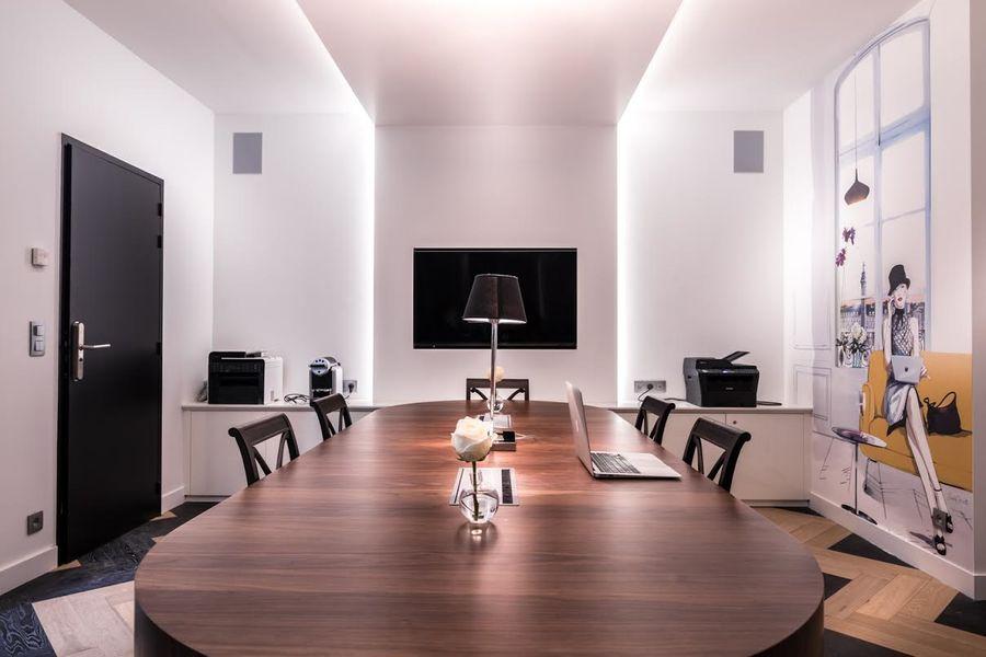 Résidence Rayz Private Suites **** - Salle de réunion 1