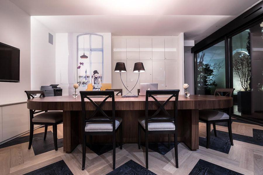 Résidence Rayz Private Suites **** - Salle de réunion