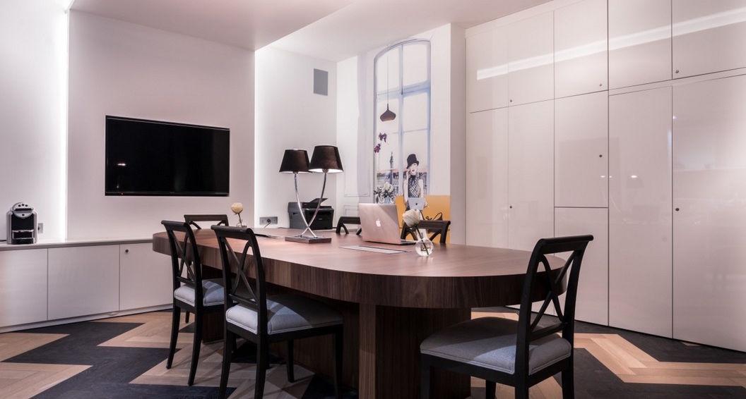Résidence Rayz Private Suites **** - Salle de réunion 777