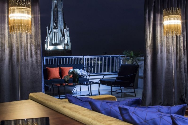 Hôtel de Sers - Suite Panoramique 81 3