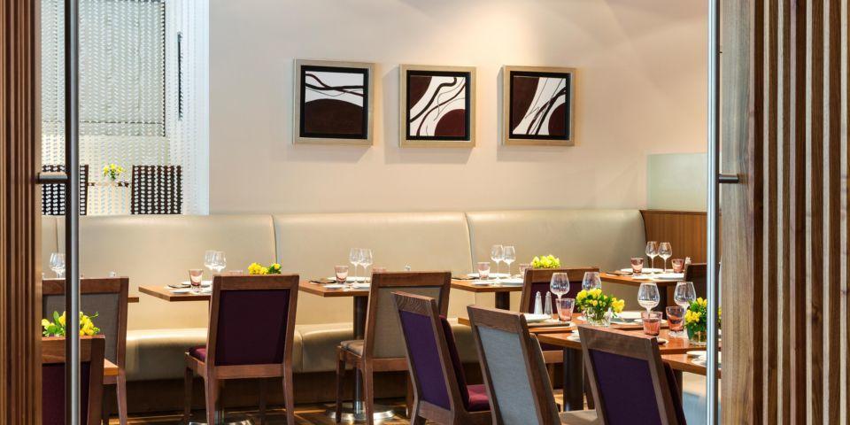 Crowne Plaza République - Restaurant Le Dix 2
