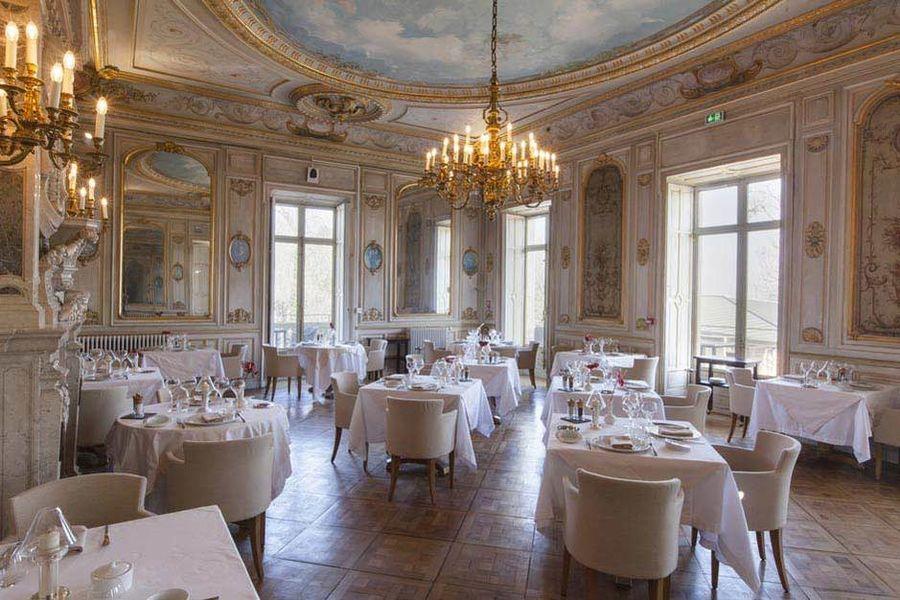 Château de Citeaux - Le restaurant
