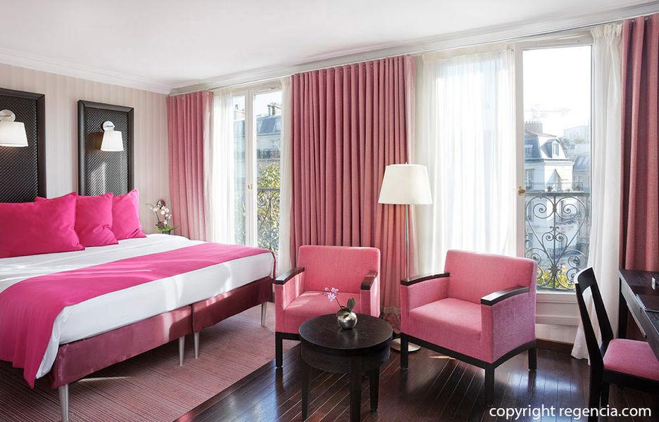 Hôtel Elysées Régencia - L'hébergement