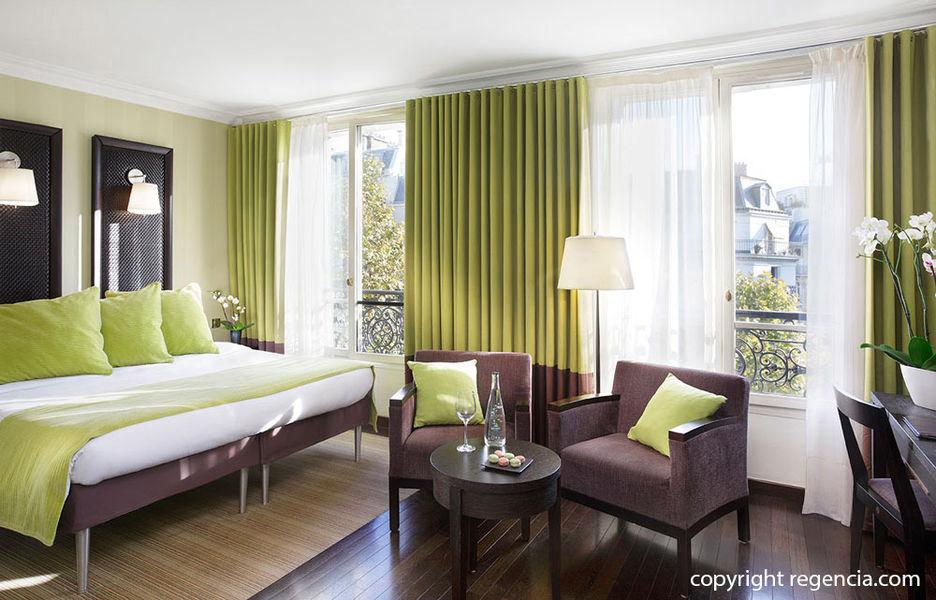Hôtel Elysées Régencia - L'hébergement 2