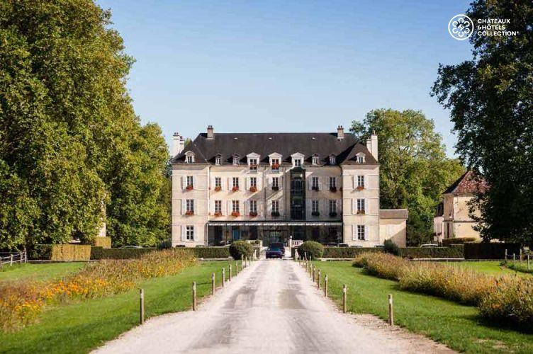 Château de Saulon - Vue extérieure 3