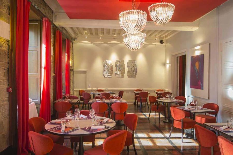 Maison Philippe Le Bon - Le restaurant