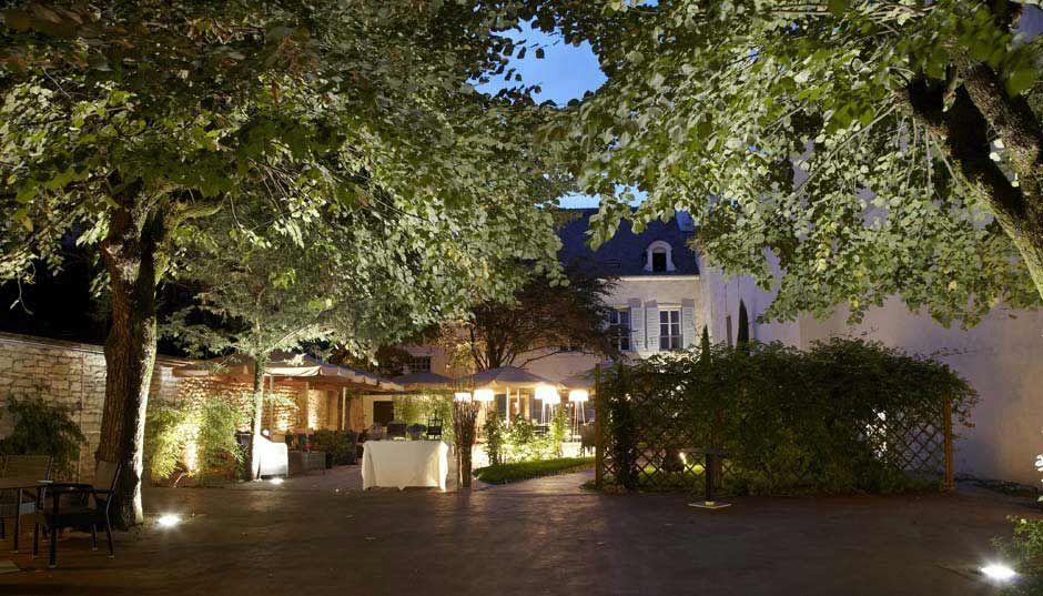 Maison Philippe Le Bon - Vue nocturne
