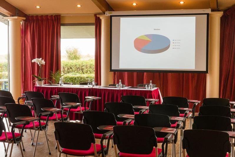Relais Saint Michel - Disposition Conférence