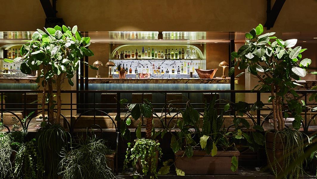 Alcazar - Balcon bar