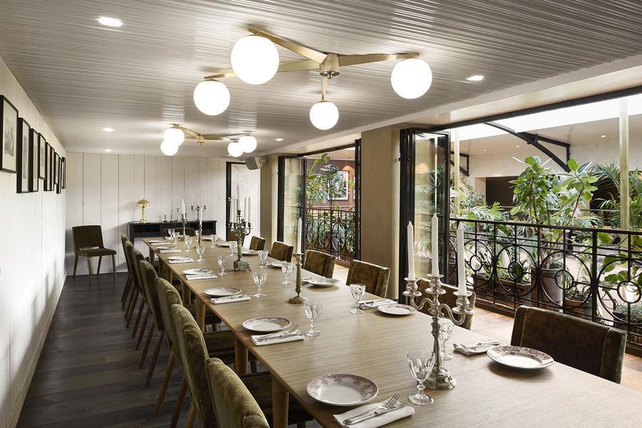 Alcazar - Salle à Manger privée