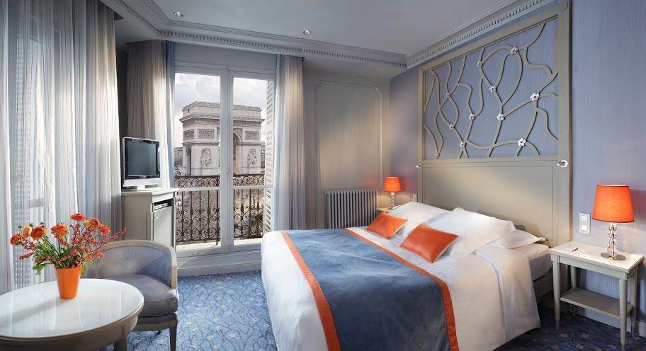 Hôtel Splendid Etoile - Chambre Privillège 1