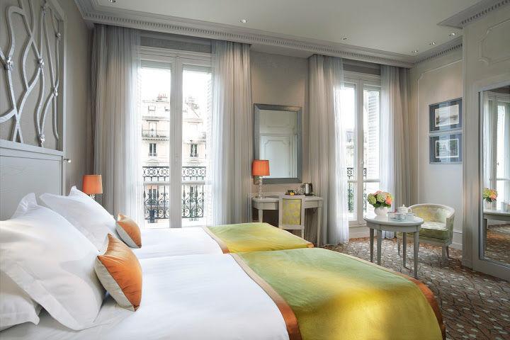Hôtel Splendid Etoile - Chambre Supérieure