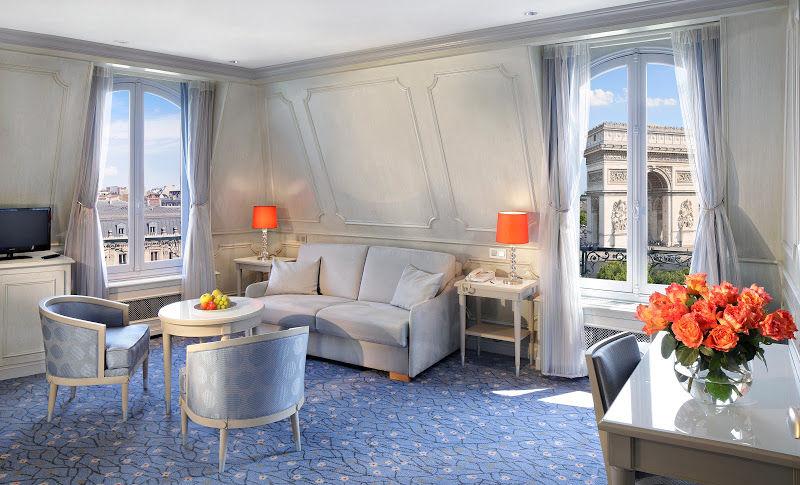 Hôtel Splendid Etoile - Suite 2