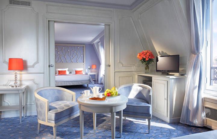 Hôtel Splendid Etoile - Suite