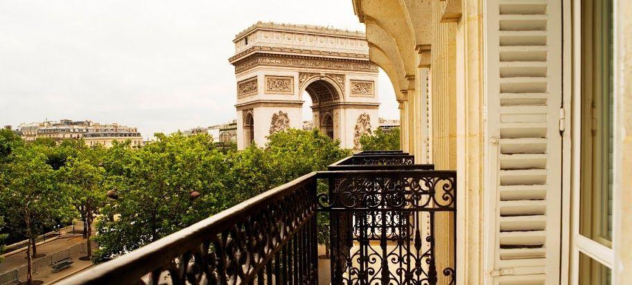 Hôtel Splendid Etoile - Vue