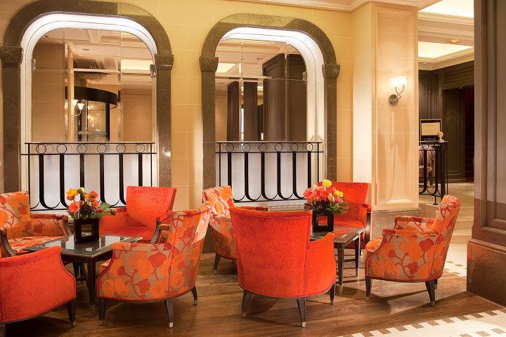 Chateau Frontenac - Lobby 1