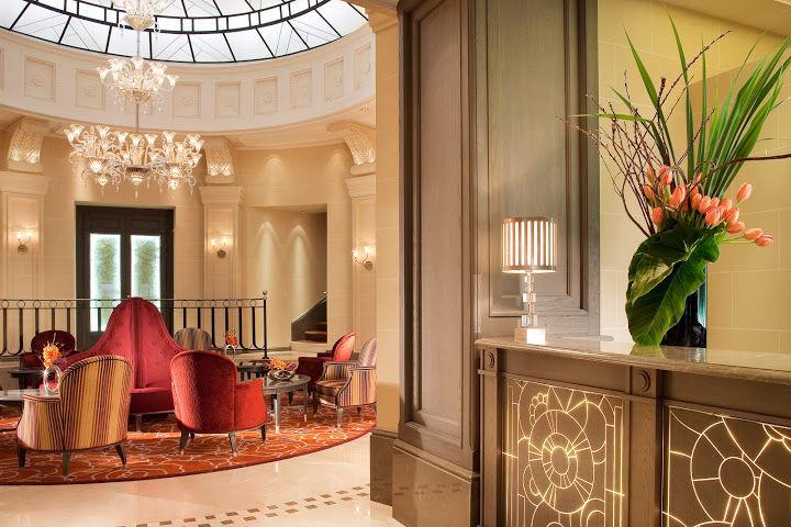 Chateau Frontenac - Lobby 2