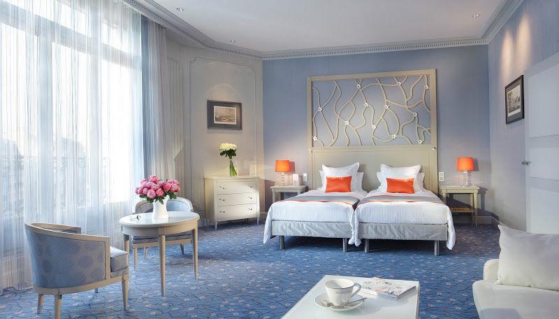Chateau Frontenac - Pivillège Junior Suite