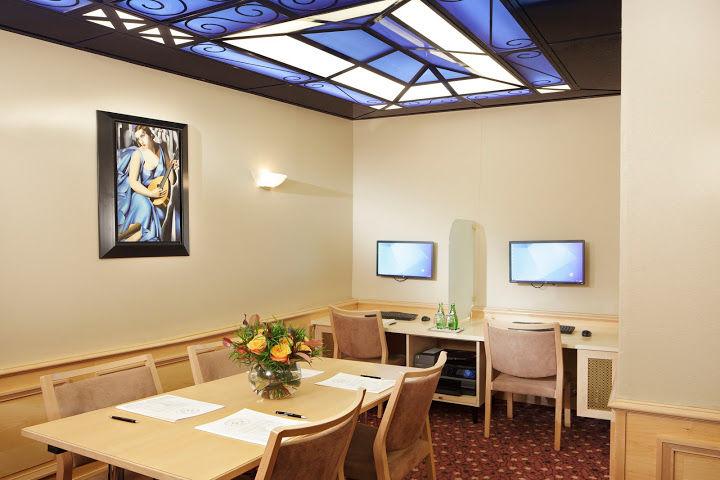 Hotel Rochester Champs Elysées - Business Center