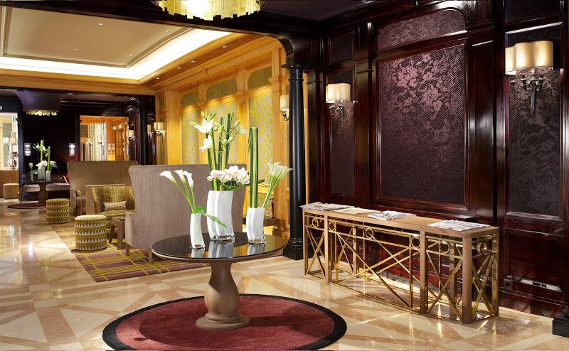 Hotel Rochester Champs Elysées - Lobby 3