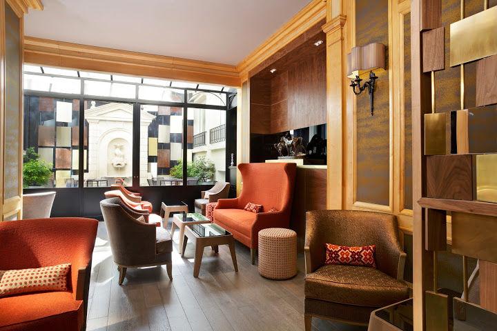 Hotel Rochester Champs Elysées - Lobby