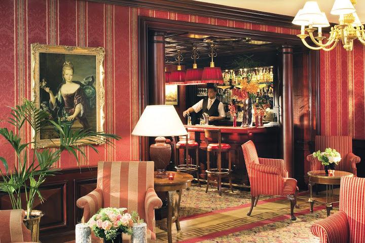 Hotel Franklin Roosevelt - Lobby Bar