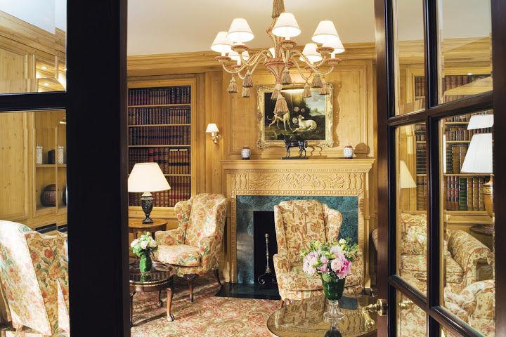 Hotel Franklin Roosevelt - Lobby