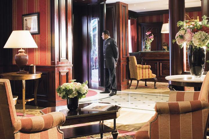 Hotel Franklin Roosevelt - Réception