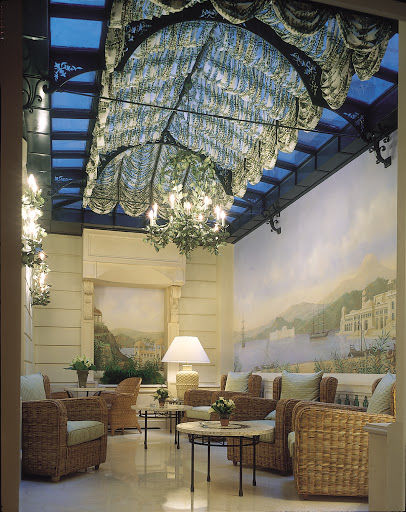 Hotel Franklin Roosevelt - Salle petit déjeuner 1