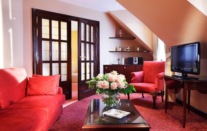 Hotel Franklin Roosevelt - Suite 1