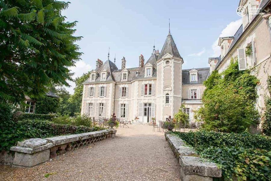 Château du Breuil - Vue extérieure