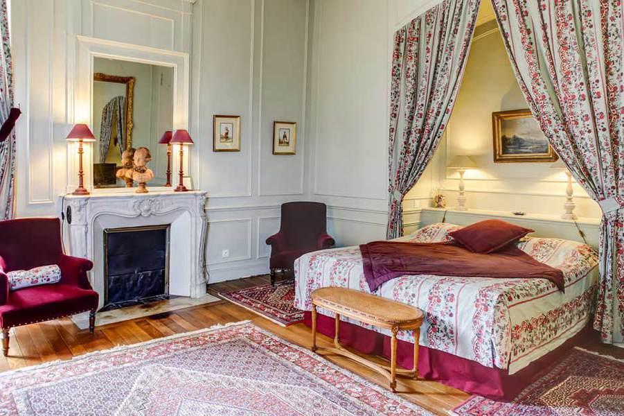 Château d'Etoges - L'hébergement 2