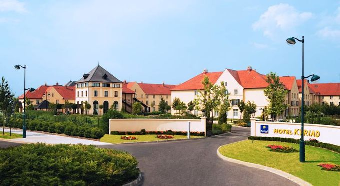 Salle séminaire  - Hôtel Kyriad Disneyland ® Paris ***