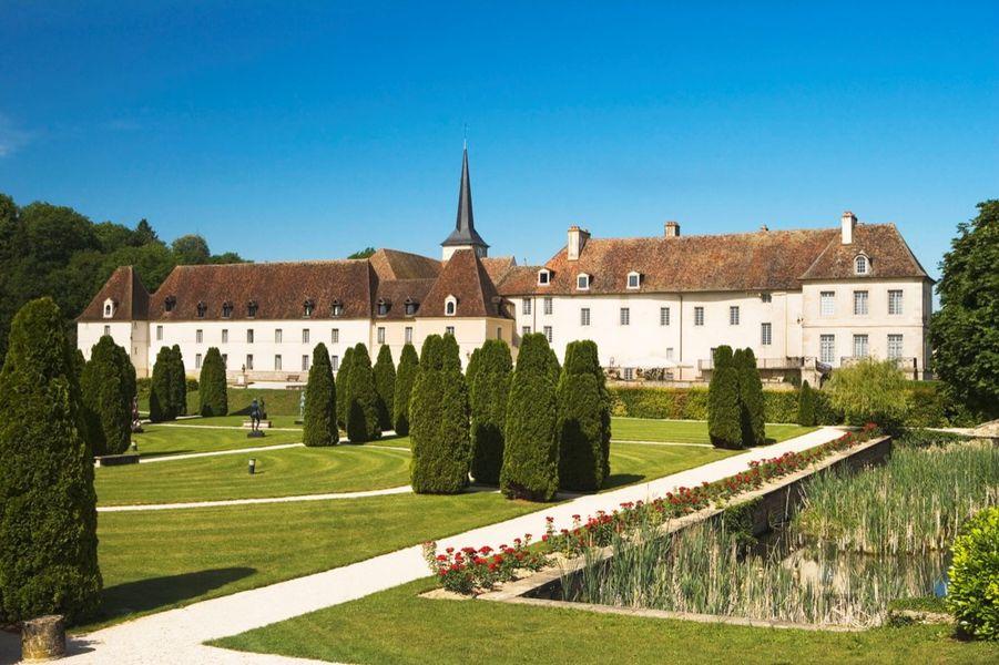 Château de Gilly - Jardins à la française