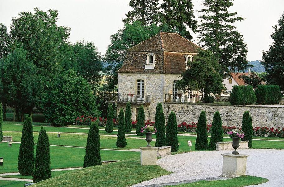 Château de Gilly - Pavillon du Père Abbe