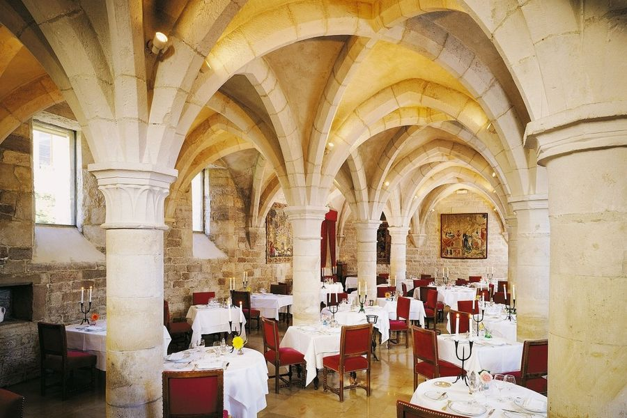 Château de Gilly - Restaurant Clos Prieur 2