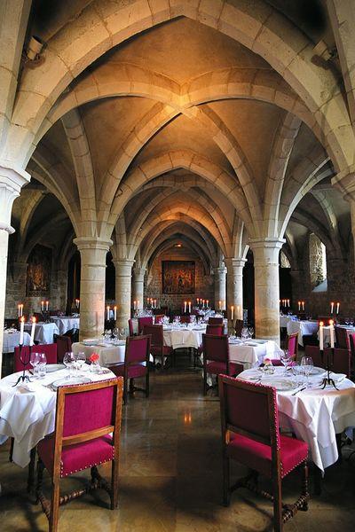 Château de Gilly - Restaurant Clos Prieur 3