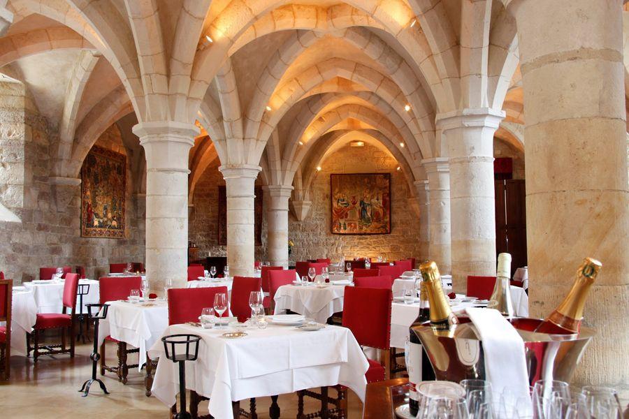 Château de Gilly - Restaurant Clos Prieur