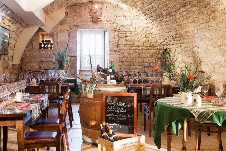 Château de Gilly - Restaurant Côté Terroir 2