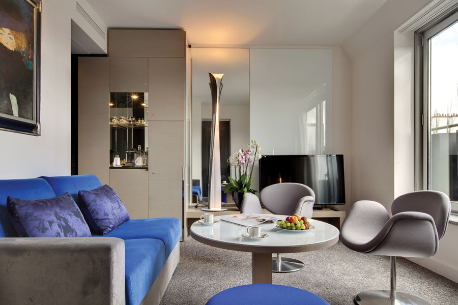 Villa Maillot - Chambre 4