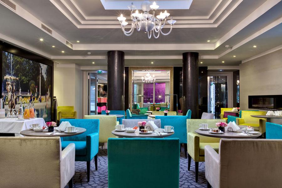 Villa Maillot - Bar