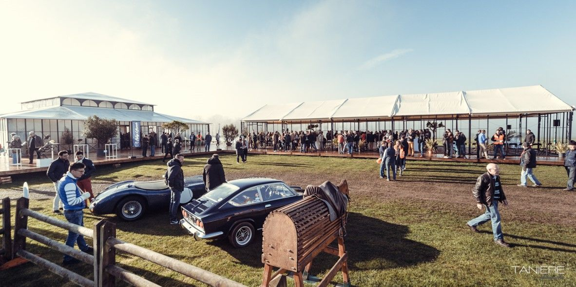 Polo Club du Domaine de Chantilly - Evénement Rallye