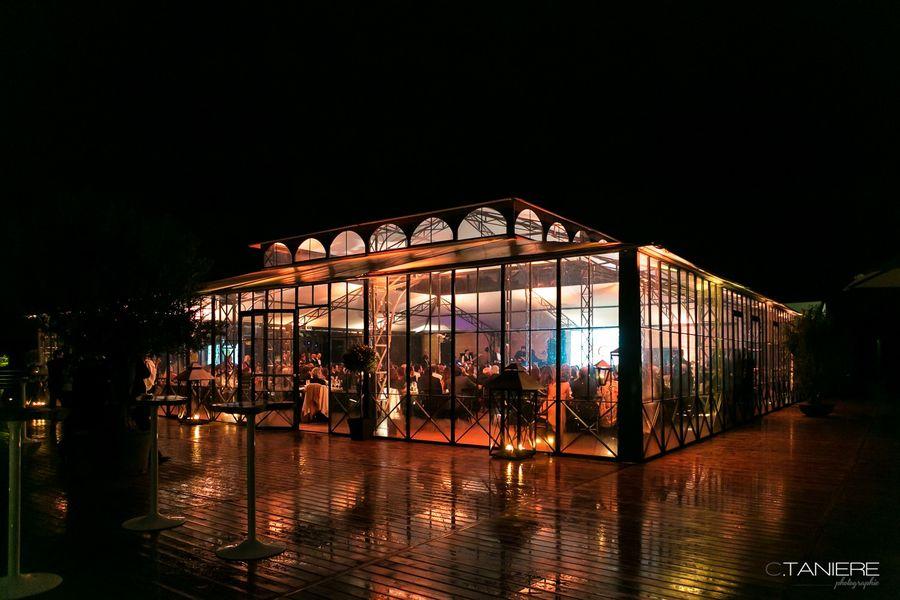 Polo Club du Domaine de Chantilly - Orangerie de nuit