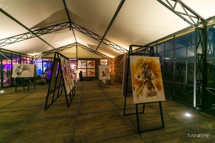 Polo Club du Domaine de Chantilly - Tente 2