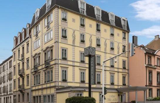 Hotel Villa d'Est - Vue extérieure